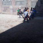 Արևմտյան դպրոցի ֆուտբոլի դաշտի բացում