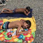 Ամառային լողափնյա ճամբար. չորրորդ օր