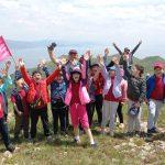 Բարեկամությունն ու սերը լեռներում
